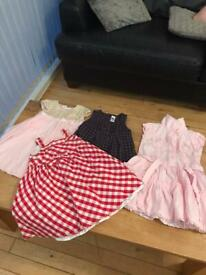 Clothes bundle 12-18 month girls