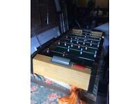 Table Football (fuzboll, foozball)
