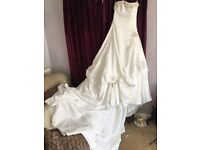 Maggie Sottero Wedding Dress, size 12