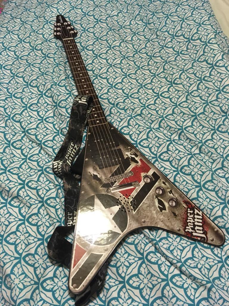 Stringless Guitar
