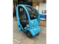 Mobility Scooter Cabin car