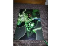 Green Lantern slip case hardback