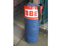 BBE Punchbag with Straps