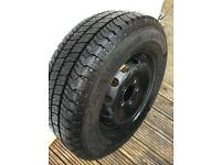 225 65r 16 new year tyre & wheel