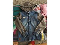 Boys top/jacket Age 8