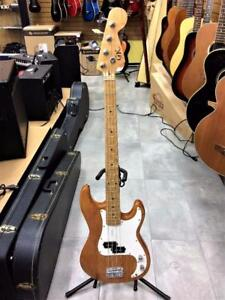 Basse 4 cordes Style ''Fender Precision'' GK   ***Excellente Condition***  #F022173