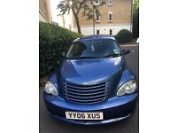 Chrysler PT Cruiser,New Shape,8 Svc Stamps,New MOT, New Front Brake Discs & Pads