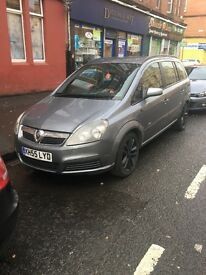 FOR SALE VAUXHALL ZAFIRA 1.9 CDTI 6 SPED BOX MANUL NEW SHAPE SWAP