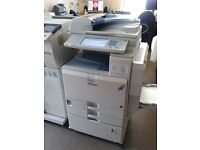 Ricoh MPC3300 Photocopier Printer Scanner Good quality copies