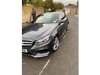 Mercedes-Benz, E CLASS, Saloon, 2013, Semi-Auto, 2143 (cc), 4 doors