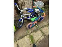 2 bikes for free