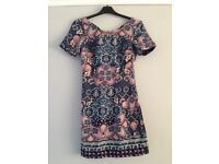 Brand New with Tags Hollister Patterned Dress Size XSmall