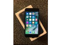 Apple iPhone 7 128Gb Matte Black Warranty EE Boxed with Accessories