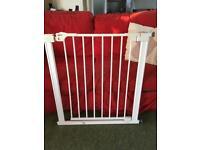 Babydan adjustable stair gate