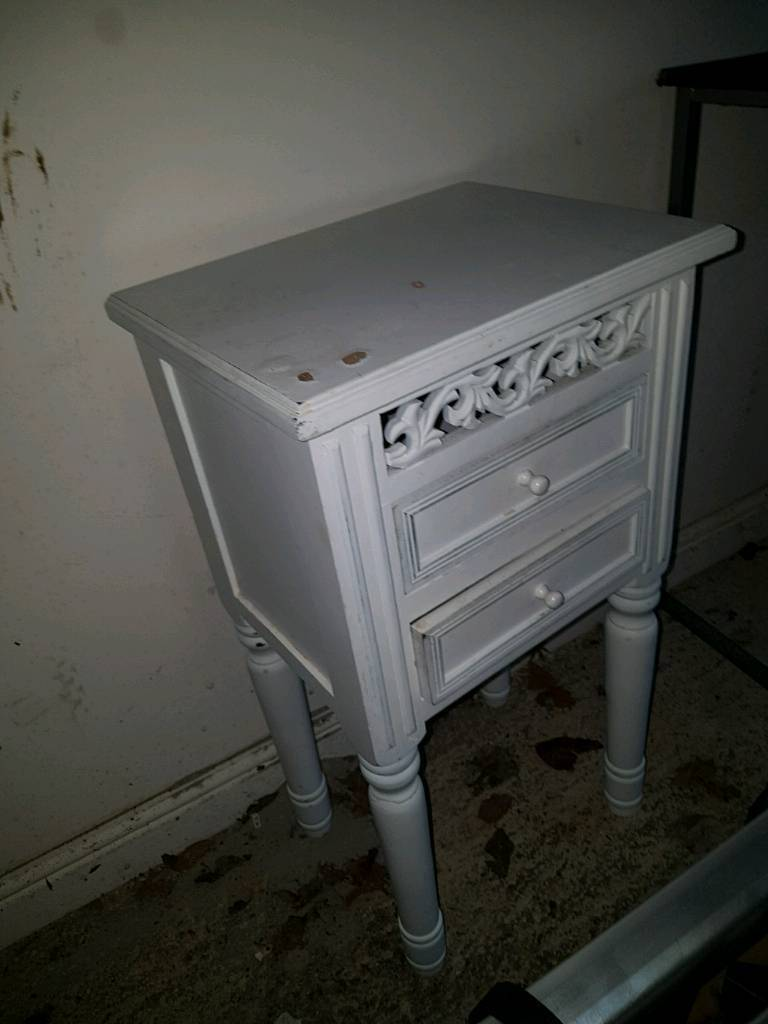 Shabby chic project - side table