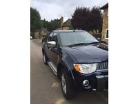 Metallic Navy Mitsubushi L200 pick up - great condition, based Camberley, well looked after