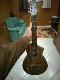 Ibanez EWP14WB-OPN Piccolo Travel Guitar