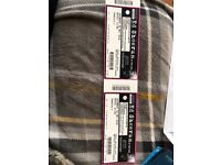 2 Ed Sheeran tickets with hotel stay 26th may manchester