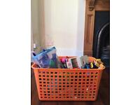 Free small box of toys - take as is