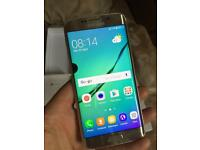 Samsung galaxy s6 Edge platinum Gold 32Gb Unlocked