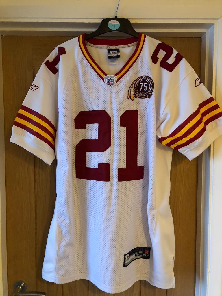 wholesale dealer b202d ccee9 Washington Redskins Sean Taylor 75th Anniversary Throwback jersey | in  Dronfield, Derbyshire | Gumtree