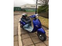 Aprilia Mojito Habana 125cc scooter moped 125
