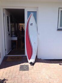 SURFBOARD CORTEZ