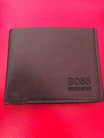 Boss wallet