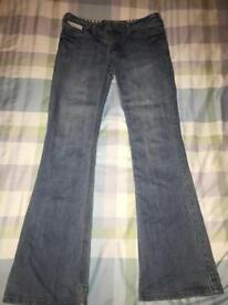Ladies genuine superdry Jeans. 30/32
