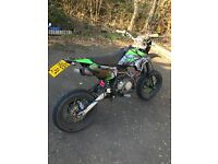 140cc road legal pit bike (reg as a 125)!! Swap?