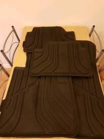 Bmw 1 series mats and boot mat
