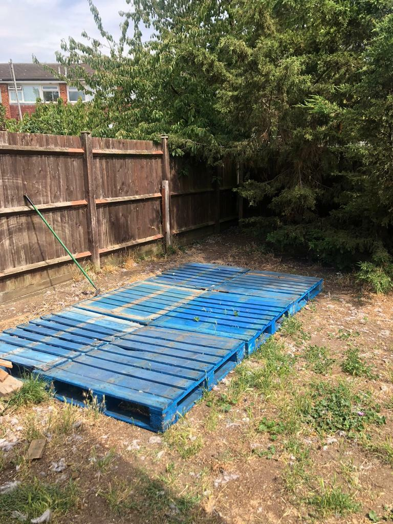 Wooden pallets for sale | in Swanscombe, Kent | Gumtree