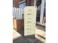 Selection of filing cabinets for sale (Free)