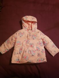 Girls 9 to 12 month jacket
