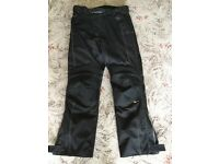 Spade motorcycle trousers