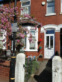 Room to rent for single person in Altrincham