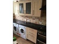 Full kitchen inc oven hob, and fridge & freezer