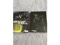 Splinter Cell PC game - 3 disc edition