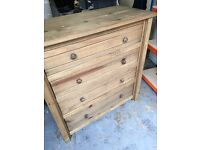 Chest of Drawers - Wooden