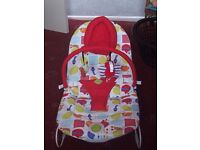 Baby Bouncer suitable from birth