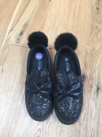 Brand new girls size 1 shoes