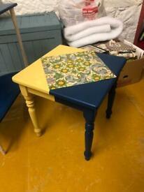 William morris small table