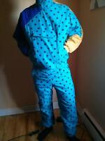 80's Snowsuit. Wanna make an impression?