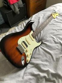 Fender Limited Edition 10 for 15 American Deluxe Mahogany Stratocaster HSS - Beautiful!!