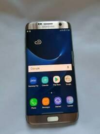 Samsung galaxy s7 edge 32gb unlocked excellent condition