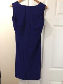 Blue party dress size medium to large