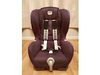 Fantastic Condition Britax Romer Duo Isofix Car Seat