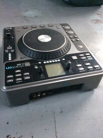 Stanton C 324 CDJ with sampler and effects. A great production tool and brilliant for live remixing.