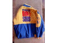 Vintage Phoenix Suns NBA bomber jacket