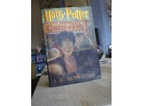 Rare Harry Potter book. Published/Printed in USA